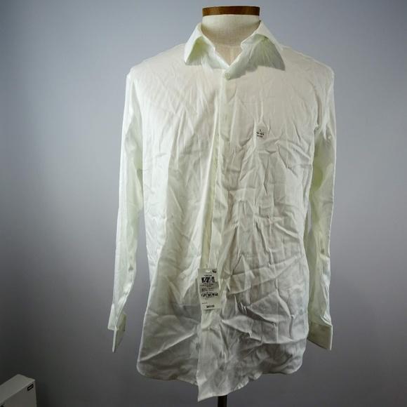 Alfani Other - Alfani Athletic Fit Men's White Long Sleeve L NWT